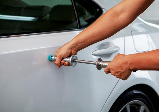Устройство для удаления вмятин на автомобиле своими руками 11